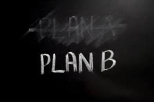 Querido plan B.